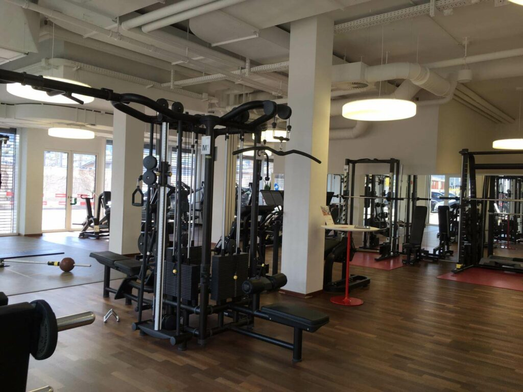 Periodische_Elektrokontrolle_Fitnesscenter_Rotkreuz
